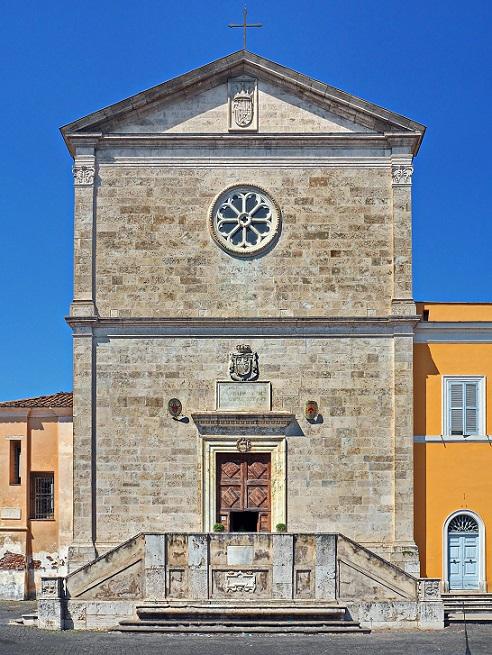 San_Pietro_in_Montorio_Fassade