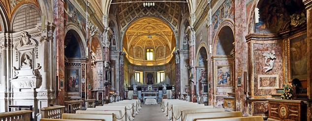 San_Pietro_in_Montorio_Kircheninneres
