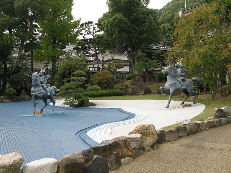 源平の庭(須磨寺)
